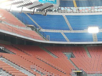 Stadio San Siro _ Sky lounge