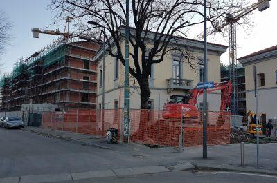 Recupero edilizio e funzionale di due edifici comunali in Ripa di Porta Ticinese 85 a Milano – RIAVVIATO IL CANTIERE
