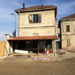 Pii via barsanti autari ripa di porta ticinese - Apertura vano in muratura portante intervento locale ...