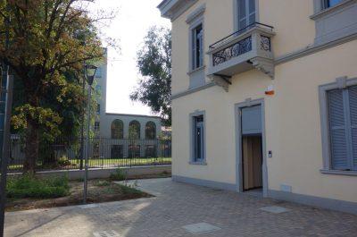 Riqualificazione edifici comunali in Ripa di Porta Ticinese a Milano