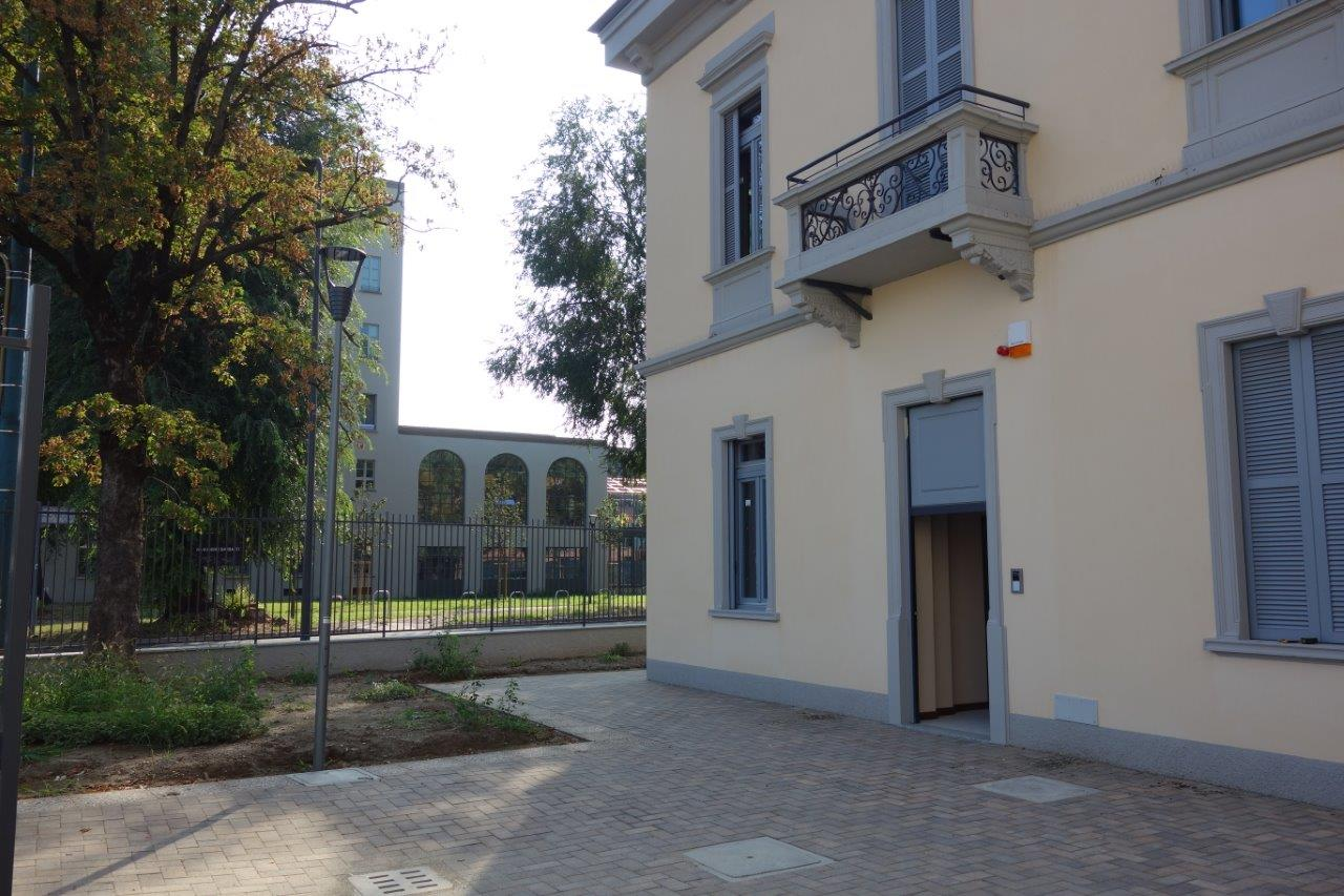 Recupero edilizio e funzionale di due edifici comunali in Ripa di Porta Ticinese 85 a Milano – LAVORI ULTIMATI
