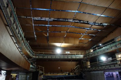 Nuovo Teatro de Silva a Rho – lavori all'ultimo atto