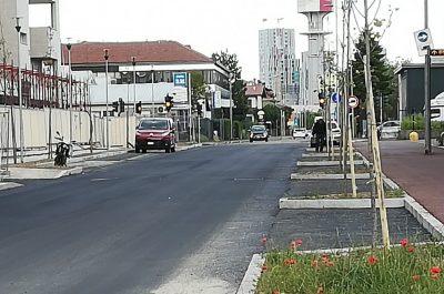 Opere di urbanizzazione a Pero – pista ciclabile Via Pisacane e sistemazione Via Bergamina